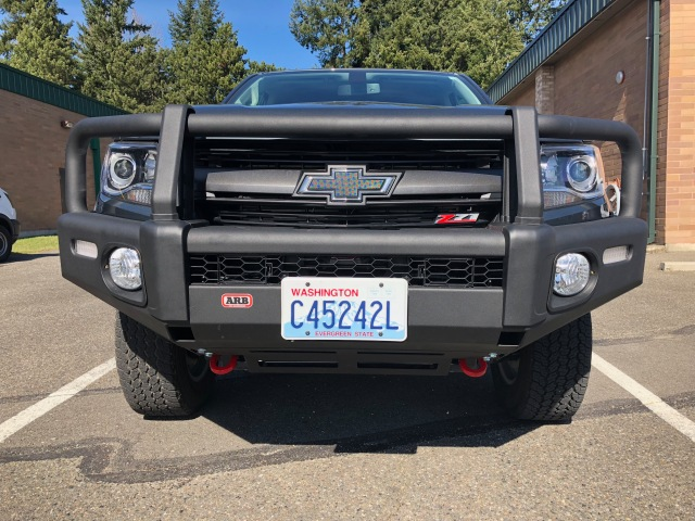 Arb Summit Front Bumper And Warn Zeon 10 Platinum Winch Install On A
